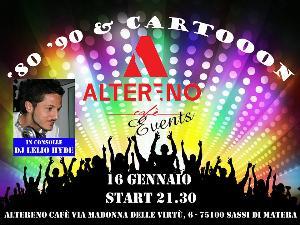Il Giovedì Universitario Dell'Altereno Cafè  - 16 Gennaio 2014 - Matera