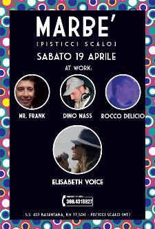Il party di pasqua del Marbè - 19 aprile 2014 - Matera