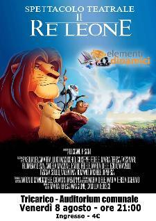 Il Re Leone  - Matera