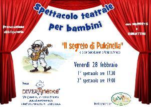 Il Segreto di Pulcinella - 28 Febbraio 2014 - Matera