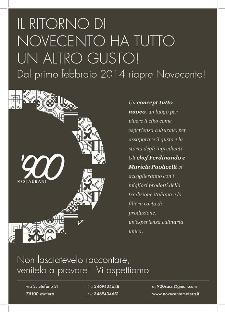 Inaugurazione del Ristorante '900  - Matera