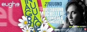 Inaugurazione Eughe Night  - Matera