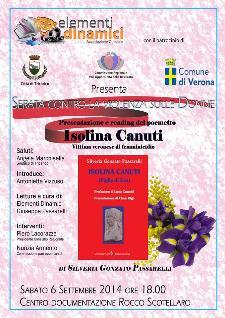 Isolina Canuti (figlie di Eva) - 6 settembre 2014 - Matera