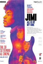 Jimi: All Is By My Side - Il Cineclub - 22 Ottobre 2014 - Matera