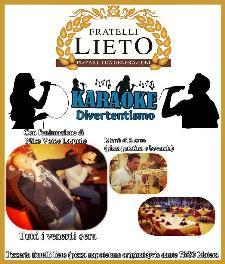 Karaoke Divertentismo  - Matera