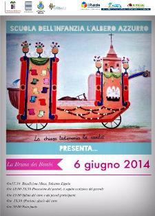 La Bruna dei Bimbi - 6 Giugno 2014 - Matera