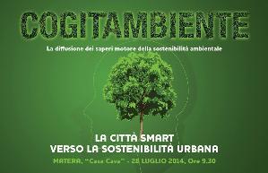 La Città Smart verso la sostenibilità urbana  - Matera