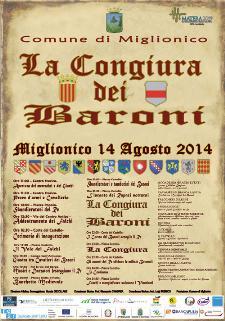 La Congiura dei Baroni 2014 - Matera