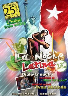 La Noche latina  - Matera