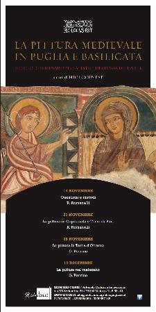La pittura medievale in Puglia e Basilicata - Matera