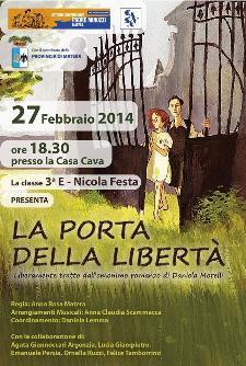 La porta della libertà - 27 Febbraio 2014 - Matera