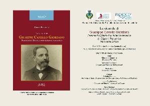 La vicenda di Giuseppe Camillo Giordano. Frammenti d'Erbario di un botanico romantico  - Matera