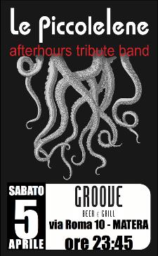 Le PiccoleIene live  - 5 Aprile 2014 - Matera
