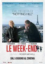 Le Weekend - Il Cineclub - 8 Ottobre 2014 - Matera