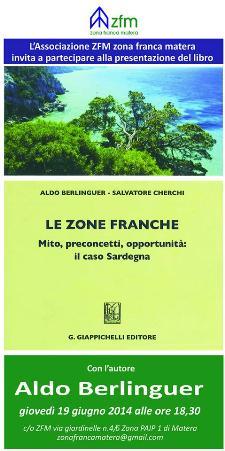Le Zone Franche  - Matera