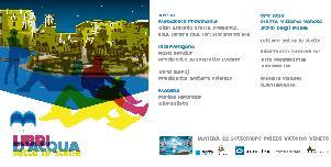LIBRI SOTTO LE STELLE - 22 settembre 2014 - Matera