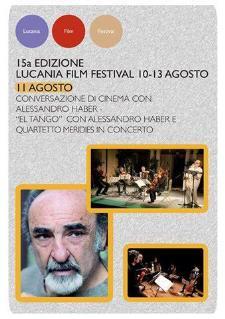 Lucania Film Festival XV edizione  - Matera