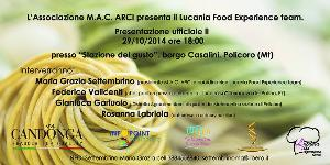 Lucania Food Experience Team - 29 Ottobre 2014 - Matera