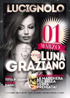 Lucignolo in Maschera - 1 Marzo 2014 - Matera