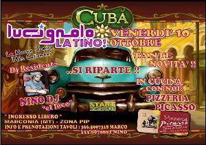 Lucignolo latino - 10 Ottobre 2014 - Matera