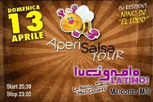 Lucignolo Latino - 13 Aprile 2014 - Matera