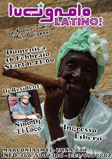 Lucignolo Latino - 16 Febbraio 2014 - Matera