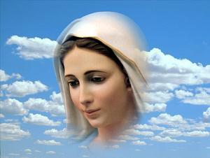 Madonna di Medjugorje - Matera