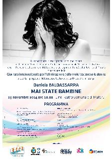 Mai state bambine - 25 Novembre 2014 - Matera