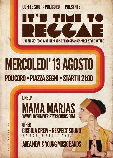 Mama Marjas - 13 Agosto 2014 - Matera