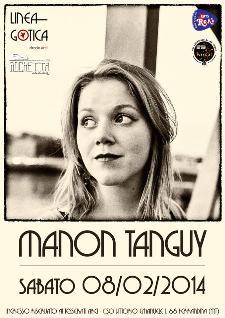 Manon Tanguy in concerto - 8 Febbraio 2014 - Matera