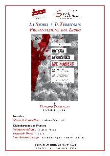 Matera Atrocities - Are Murders - 29 Aprile 2014 - Matera