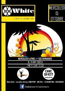 Mercoledì latino - 15 Ottobre 2014 - Matera