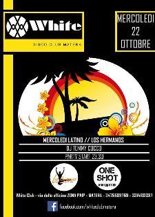 Mercoledì latino - 22 Ottobre 2014 - Matera