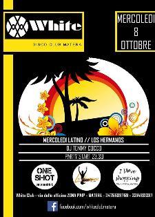 Mercoledì latino  - 8 Ottobre 2014 - Matera