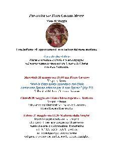 Mese di Maggio San Pietro Caveoso  - Matera