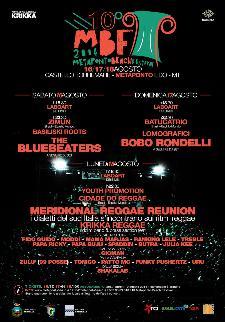 Metaponto Beach Festival 2014  - Matera