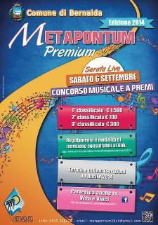 Metapontum Premium 2014  - Matera