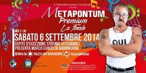 Metapontum Premium 2014 - La Finale - 6 settembre 2014 - Matera
