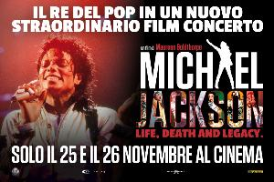 Michael Jackson – Life Death and Legacy  - Matera