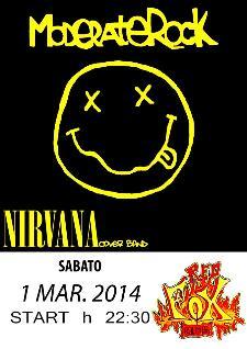 Moderate Rock is Back - 1 Marzo 2014 - Matera