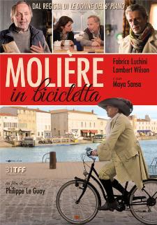 Molière in bicicletta ( foto di www.mymovies.it) - Matera