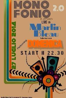 Monofonio 2.0 - 27 Luglio 2014 - Matera