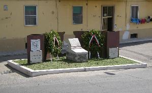 Monumento ai martiri del 21 settembre 1943 - Matera