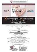 Musicoterapia in gravidanza - 9 Maggio 2014 - Matera