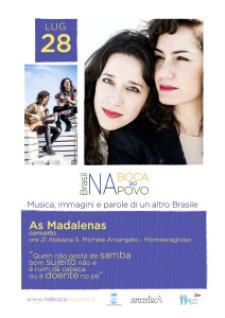Nabocadopovo - musica, immagini e parole di un altro Brasile  - Matera
