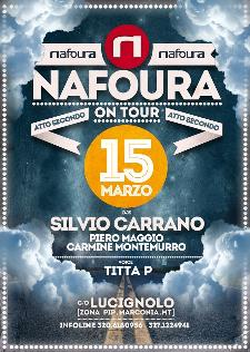 Nafoura on Tour - 15 Marzo 2014 - Matera