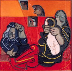Natività di Josè Ortega  - Matera