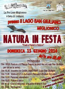 Natura in Festa - 15 Giugno 2014 - Matera