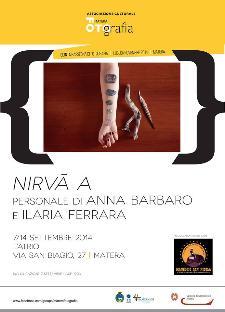 Nirvā a - mostra fotografica dal 7 al 14 settembre 2014 - Matera