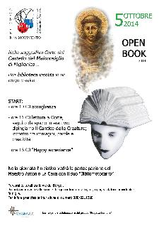 Open Book 2014  - Matera